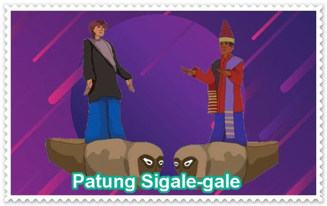 Patung Sigale-gale