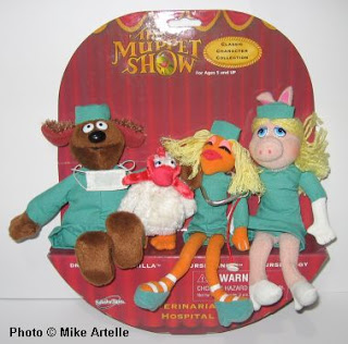 Mikey's Muppet Memorabilia Museum: Who made the very first