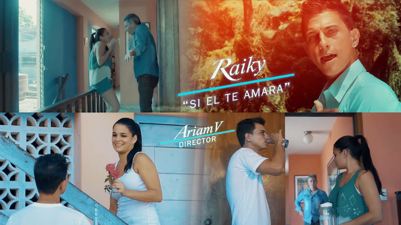 Raiky - ¨Si Él te amara¨ - Videoclip - Director: Ariam V. Portal Del Vídeo Clip Cubano