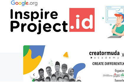 Cerdas Berinternet dengan Inspire Project