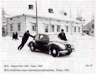 Ennen Ruotsiksi