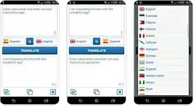 Aplikasi Terjemah - Language Translator