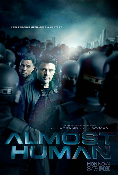 """VANCOUVER FILM. NET: Androids Are """"Almost Human"""""""