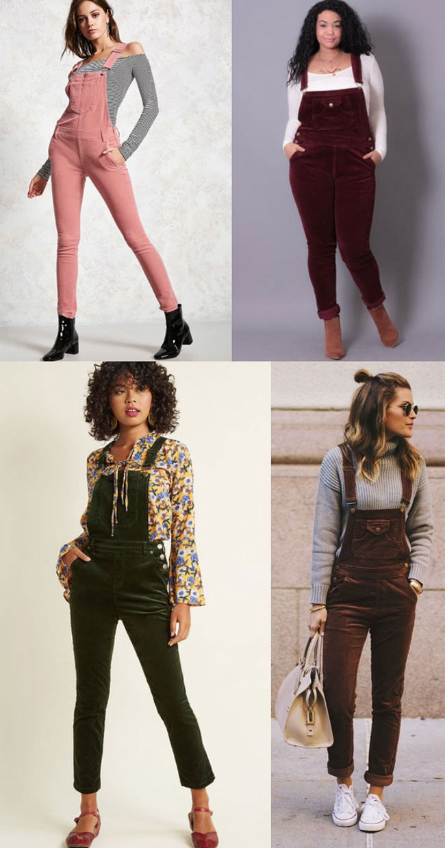 Inspiration for making the Mila dungarees - Tilly and the Buttons