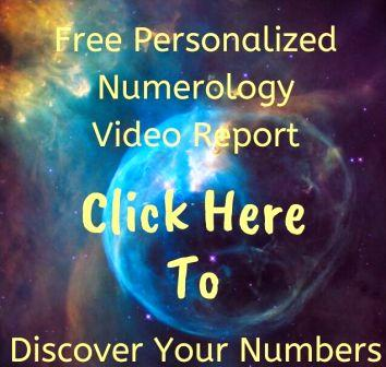 Get your free personalized Numerology Video Reading here