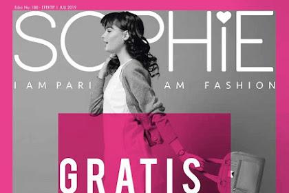 Katalog Sophie Martin Juli 2019 Terbaru Edisi 188