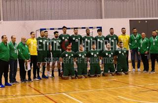 المنتخب الجزائري يفوز وديا امام بولونيا استعدادا لكاس العالم لكرة اليد 2021