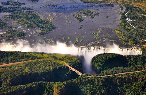 Maior catarata do mundo