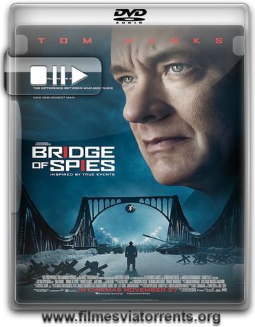 Ponte dos Espiões Torrent - DVDRip Dual Áudio