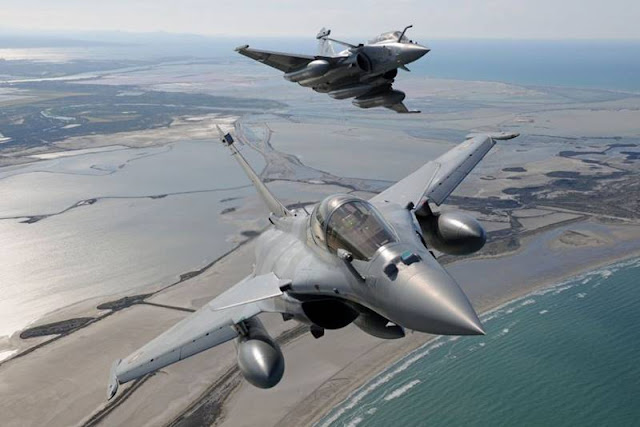 French Rafale agreement Indonesia