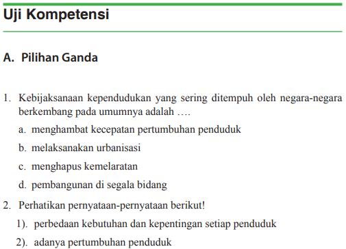 Jawaban Pg Uji Kompetensi Bab 2 Ips Kelas 9 Halaman 126 Negara Maju Bastechinfo
