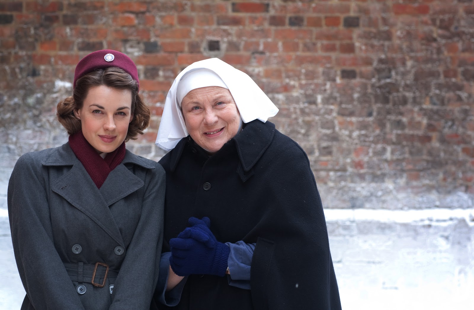 The Jane Austen Film Club Call The Midwife Christmas Special Guest Post By Big Sister