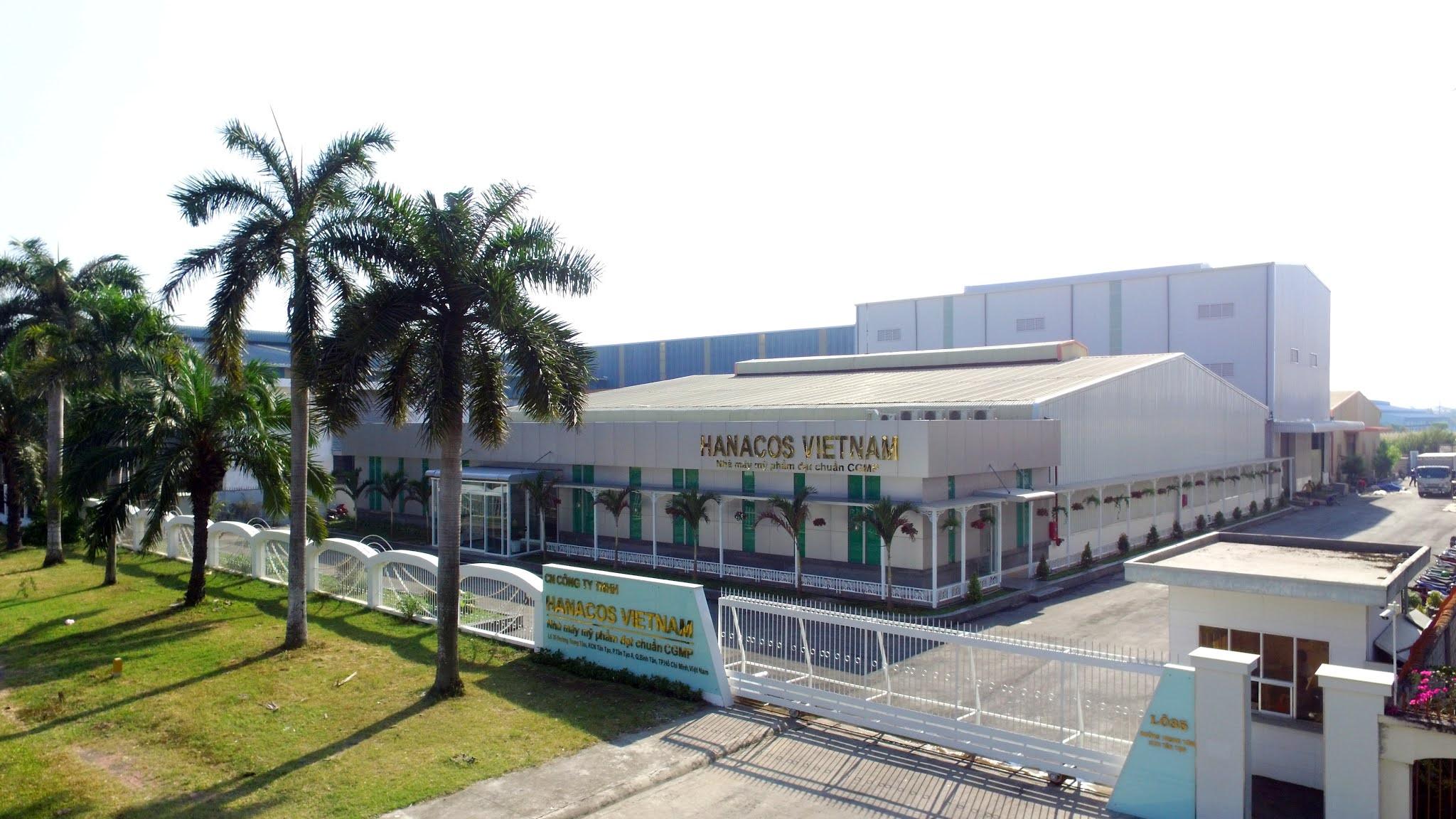 Nhà máy Hanacos Việt Nam