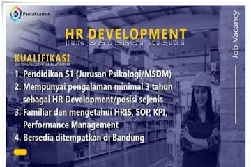 Lowongan Kerja Bandung HR Development Panca Kusuma