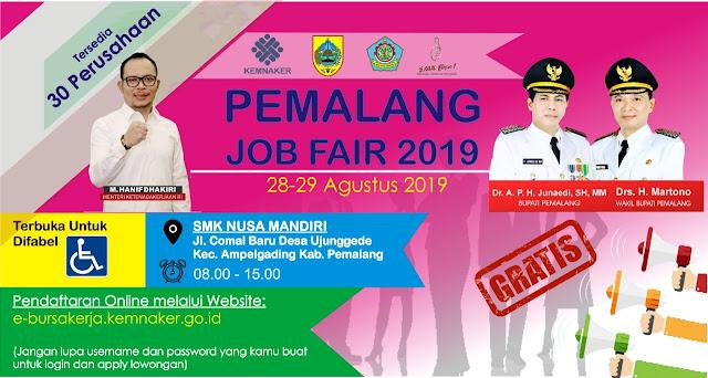 Job Fair Pemalang