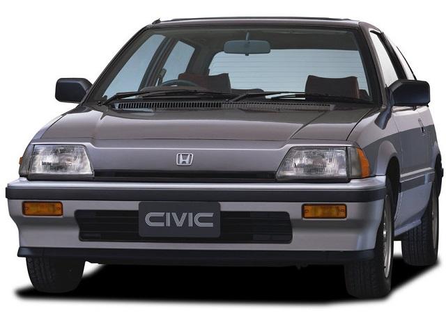 Honda Civic MK3