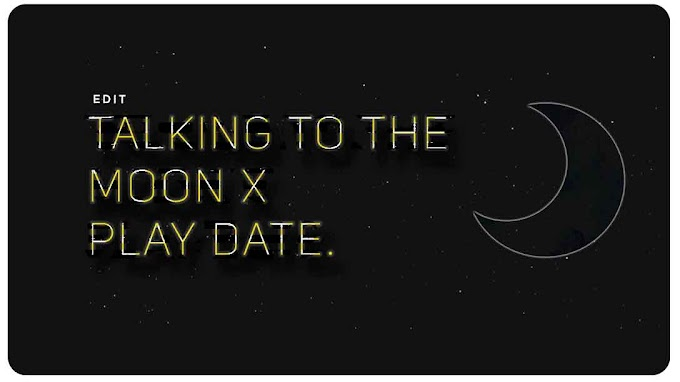 Talking To The Moon x Play Date Ringtone