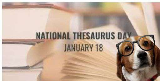 National Thesaurus Day Wishes Lovely Pics