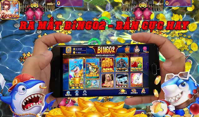 BINGO2 - Game bắn cá online