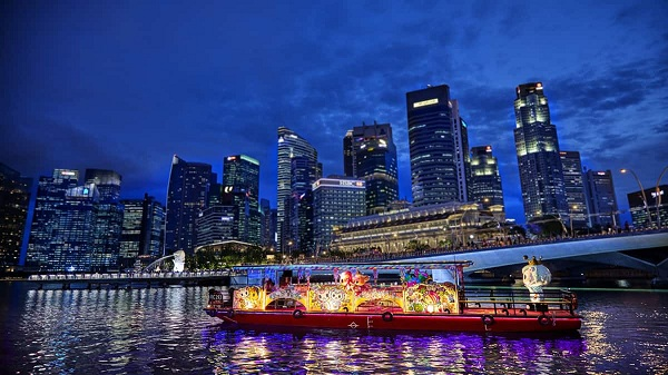 Singapore qua một cái nhìn rất riêng với hoạt động du thuyền