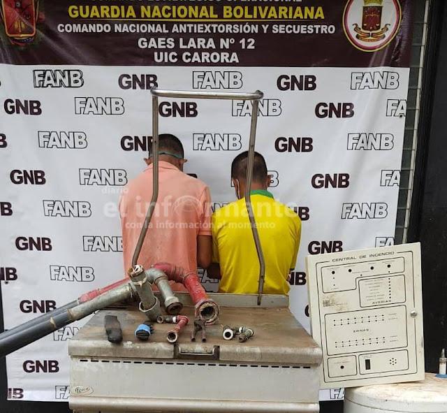 CONAS FRUSTRA ROBO A COMEDOR DE LA UCLA CARORA