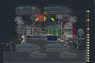 download-autocad-cad-dwg-file-roger-plants-ecological-tent-house