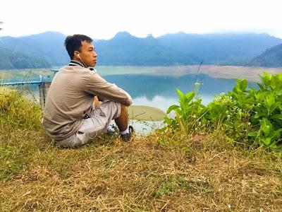 Waduk Sempor di Gombong