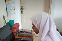 Gunakan LMS, Siswa SMP Mutual Punya Akun Masing-Masing Dalam Pembelajaran Era Pandemi