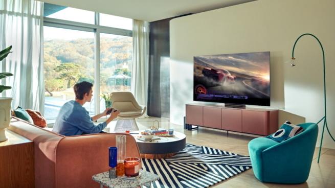 Samsung Neo TV Gaming