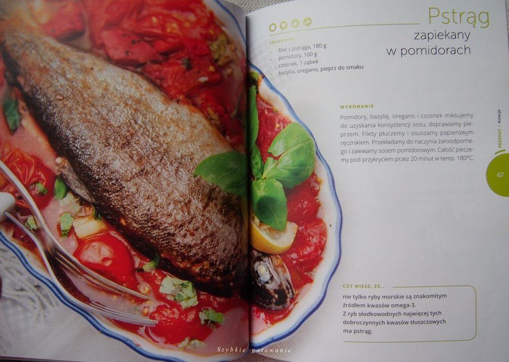 Szybkie Gotowanie Kuchnia Fit K Gaca Recenzja Książki