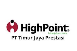 Lowongan Kerja PT Timur Jaya Prestasi