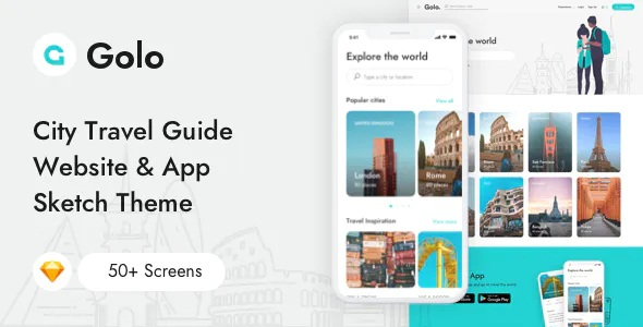 Best City Travel Guide Website & App
