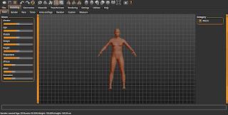 Cara Install MakeHuman Software Animasi (3D) Di GNU/Linux