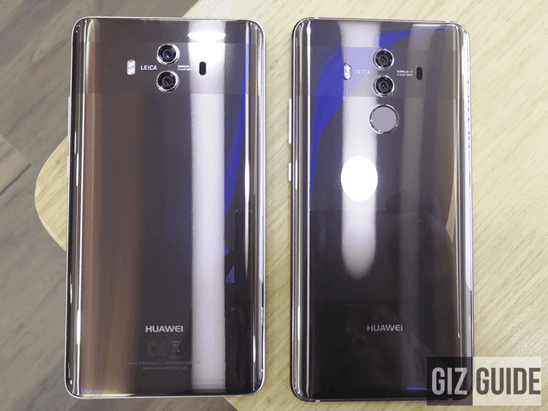 Alleged Huawei Mate 20 Pro to have a curved OLED screen?