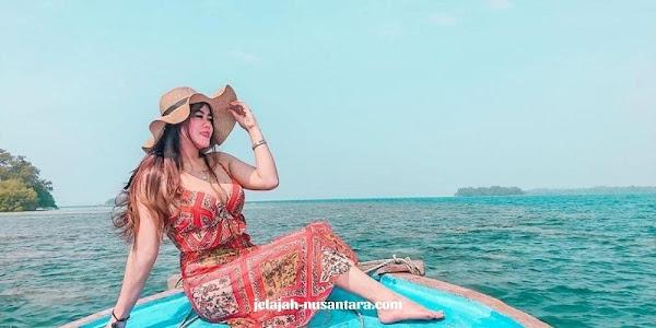 konsumsi private wisata pulau harapan