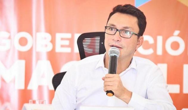 Caicedo convoca red para impulsar consulta nacional por una Colombia federalista