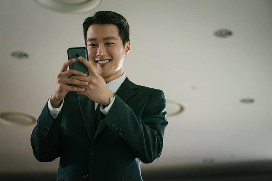 Cast Film Sweet and Sour : Karakter Jang Ki-Yong as Jang-Hyeok