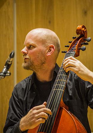 Aberdene 1662 - Mikko Perkola - recording session at Arvo Pärt Centre, Estonia