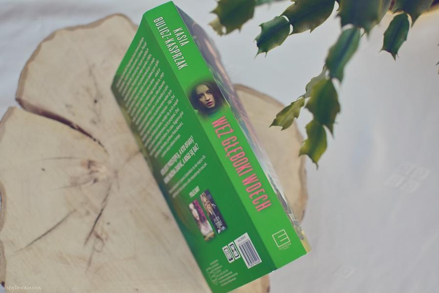 botanika, KasiaBuliczKasprzak, kryminał, opowiadanie, powieśćobyczajowa, premiera, recenzja, WeźGłębokiWdech, WydawnictwoEdipresse,