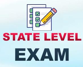 State level Exam