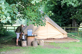 West Lexham: The Norfolk Glamping Staycation of the Year.