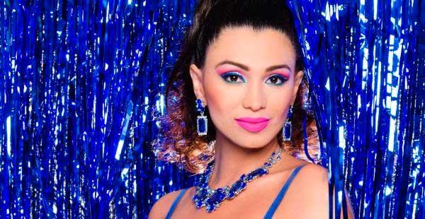 A tres meses del Carnaval, Pamela Justiniano tiene su agenda a tope