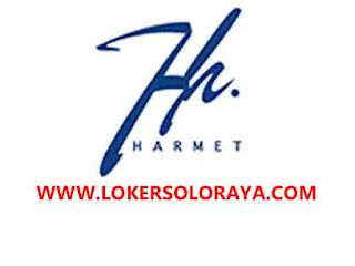 Loker Solo Raya Terbaru Juli 2020 Marketing di PT Harmet Setia ...