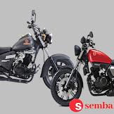 Perbedaan Benelli Motobi 200 Efi dengan Motobi 200 Evo!
