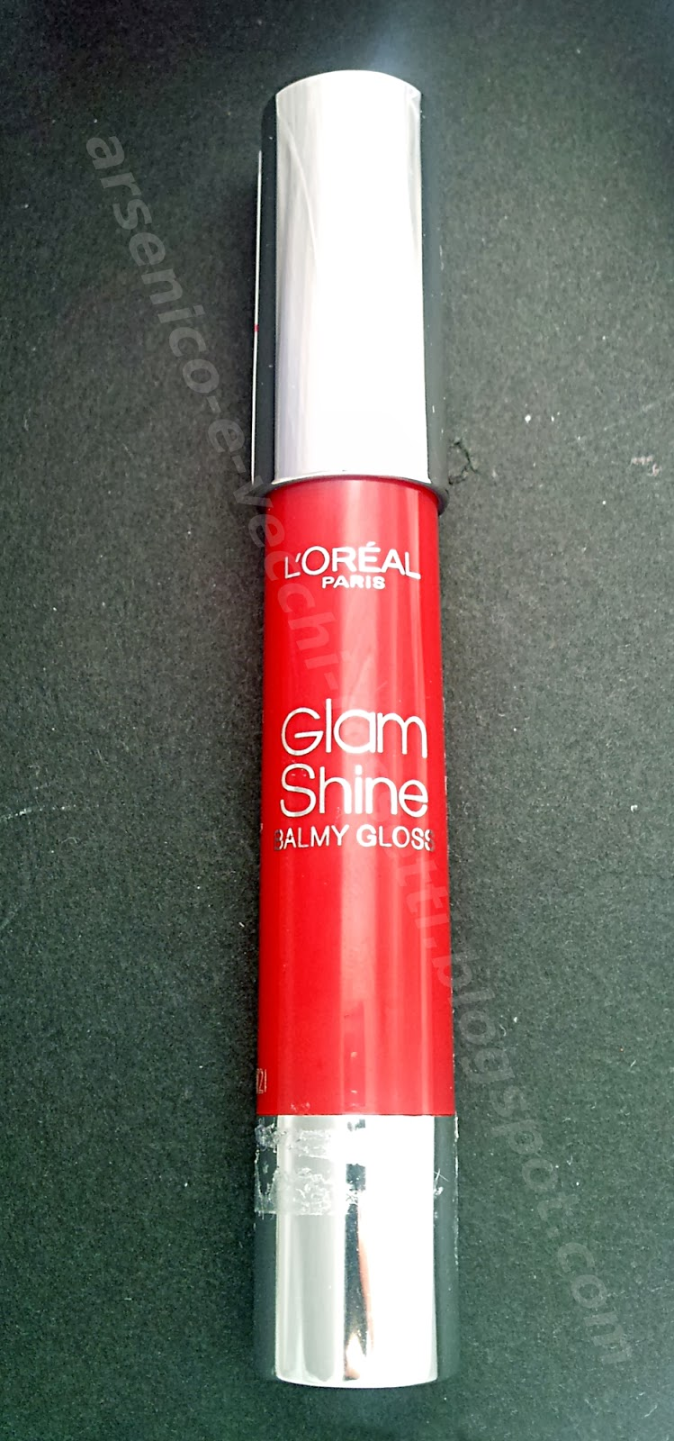 L'Oréal Paris Glam Shine Balmy Gloss #900 Miss Cherry
