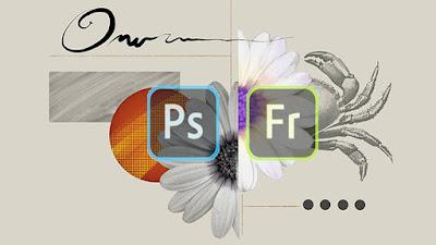 O Adobe Photoshop e o Fresco no iPad agora estão reunidos