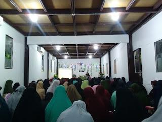 STID Mohammad Natsir Putri kembali bermalam bersama Al-Qur'an