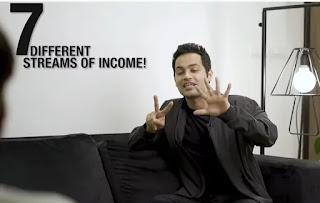 Raj shamani content creator earning 2021