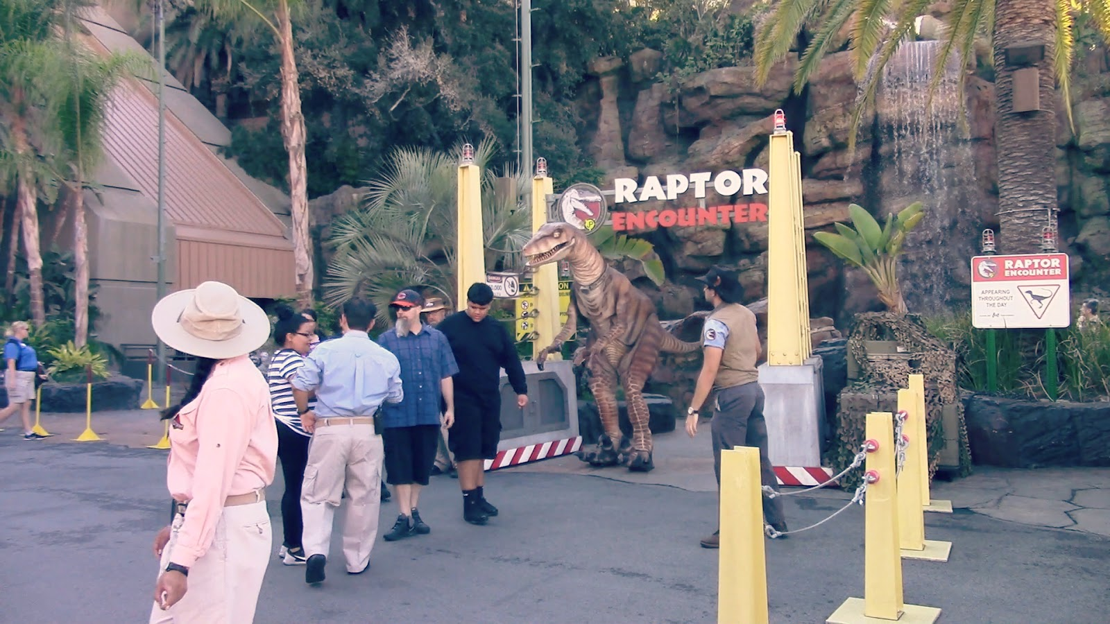 Jurassic Parc Universal Studios Hollywood
