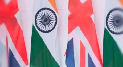 UK plans to increase ties with India in Indo-Pacific